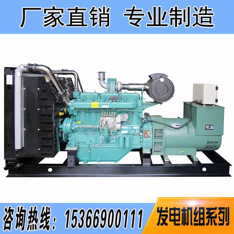 400KW无锡动力柴油发电机组-WD164TAD43