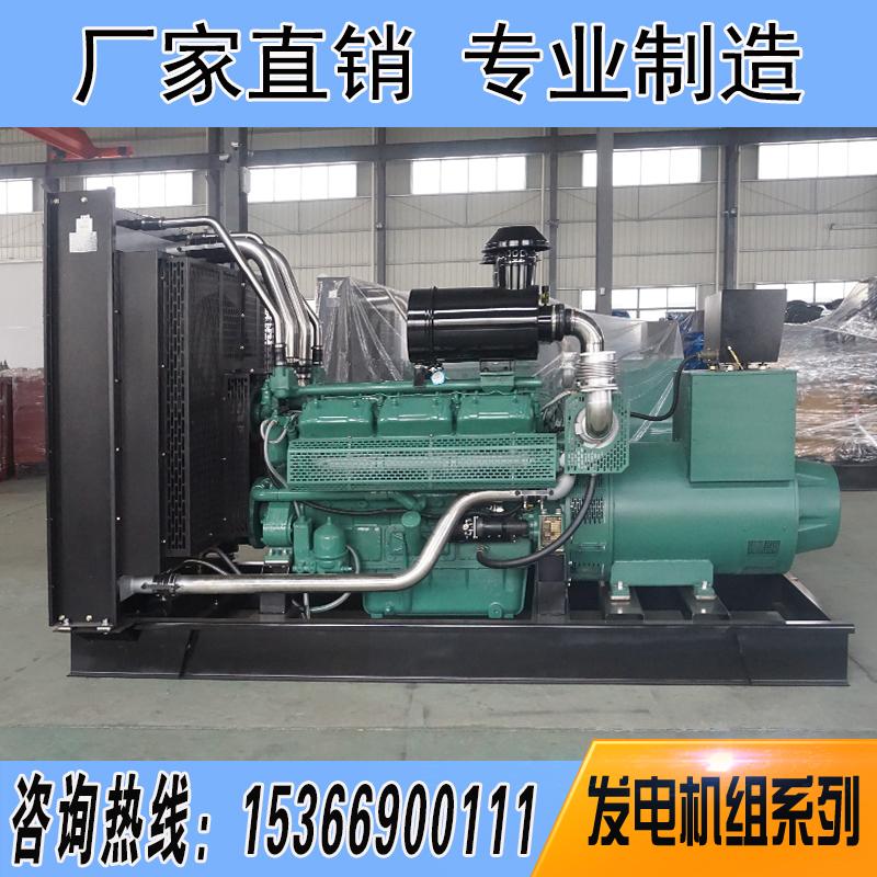 450KW无锡动力柴油发电机组-WD269TAD43