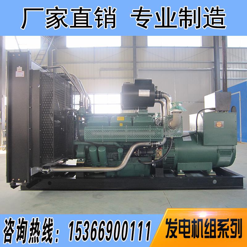 500KW无锡动力柴油发电机组-WD269TAD48