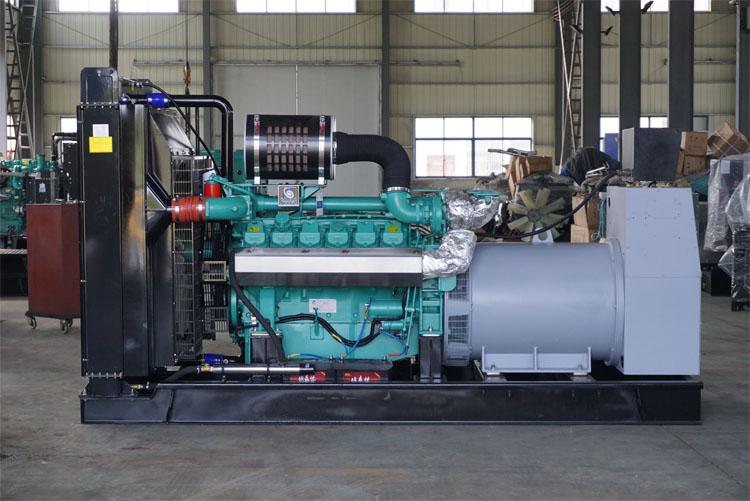 2000KW科克柴油发电机组-QTA89EG1