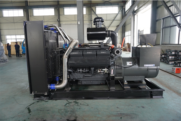 400KW东风股份柴油发电机组-SC25G610D2