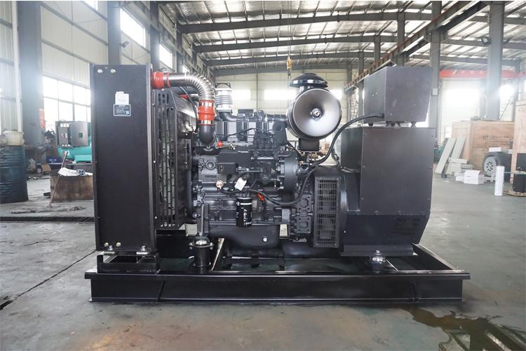 100KW东风股份柴油发电机组-SC4H160D2
