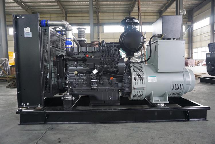 150KW东风股份柴油发电机组-SC7H230D2