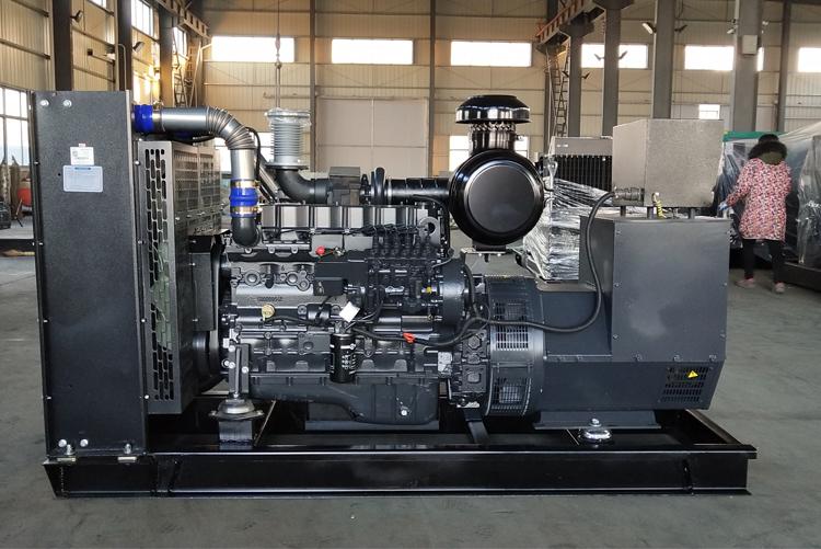 150KW东风股份柴油发电机组-SC7H250D2