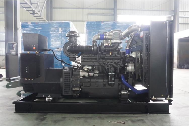 200KW东风股份柴油发电机组-SC8D280D2