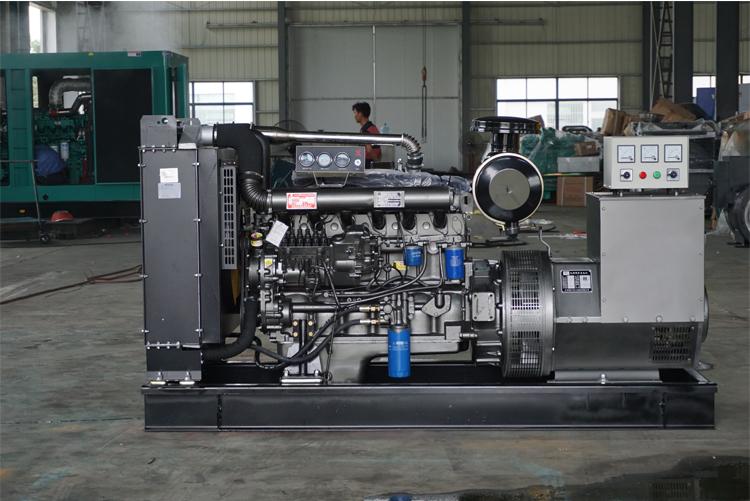 150KW裕兴柴油发电机组-R6110IZLD