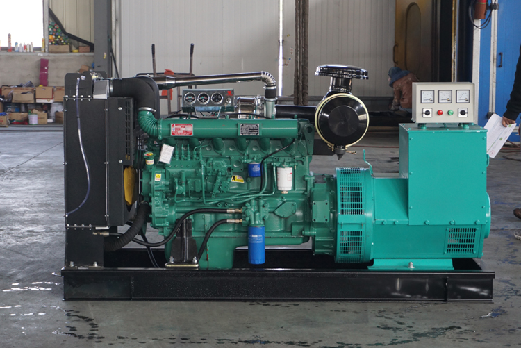 150KW裕兴柴油发电机组-R6108IZLD