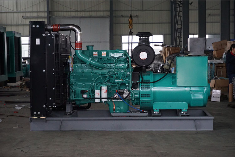 400KW东风康明斯柴油发电机组-QSZ13-G3