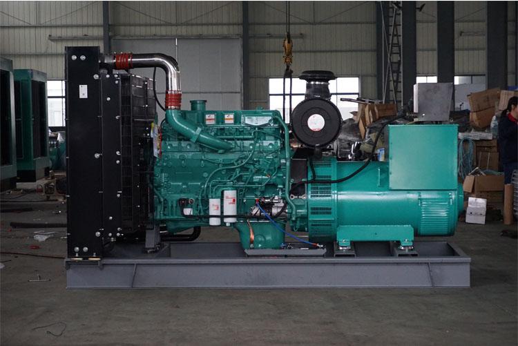 300KW东风康明斯柴油发电机组-QSM11-G2