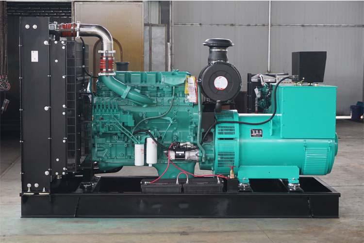 350KW东风康明斯柴油发电机组-6ZTAA13-G4