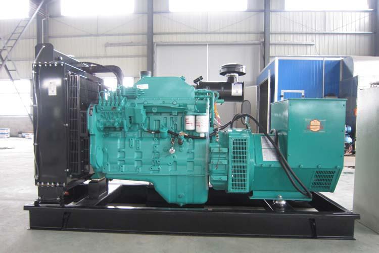 150KW东风康明斯柴油发电机组-6CTA8.3-G2