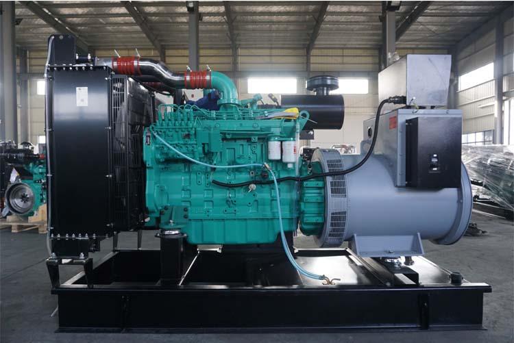 150KW东风康明斯柴油发电机组-6CTAA8.3-G2
