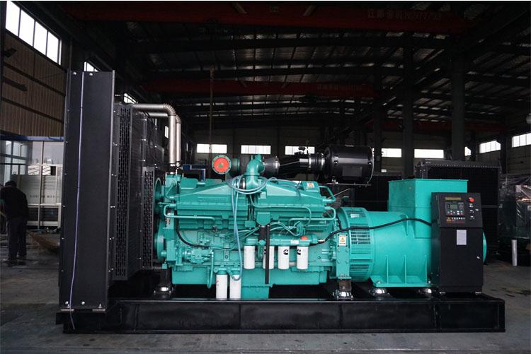 1000KW重庆康明斯柴油发电机组-KTA38-G9