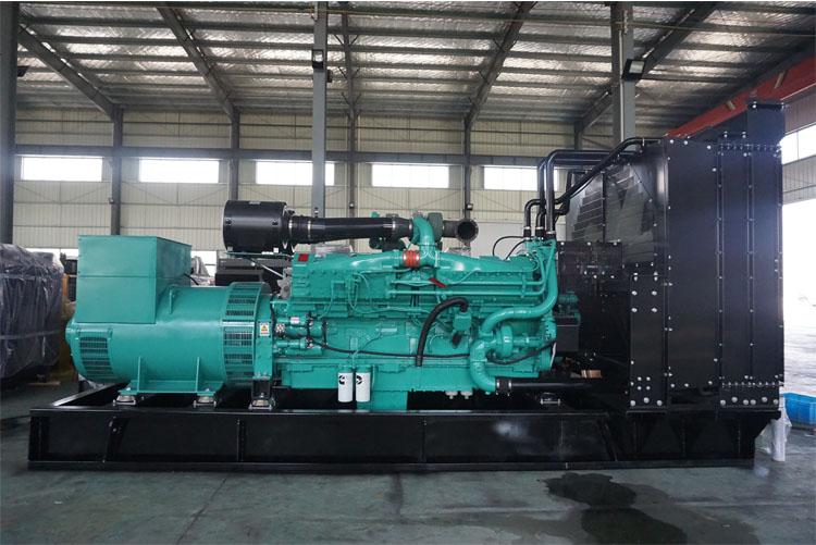 1200KW重庆康明斯柴油发电机组-KTA50-G8