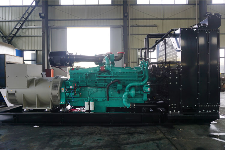 1200KW重庆康明斯柴油发电机组-KTA50-GS8