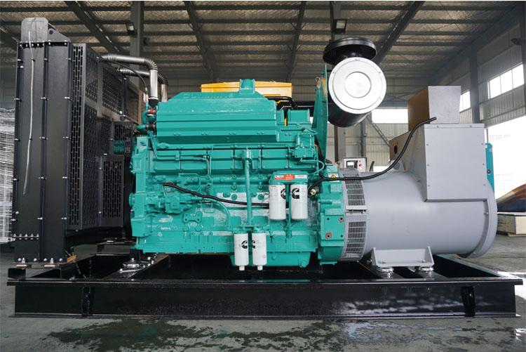 500KW重庆康明斯柴油发电机组-KTA19-G8