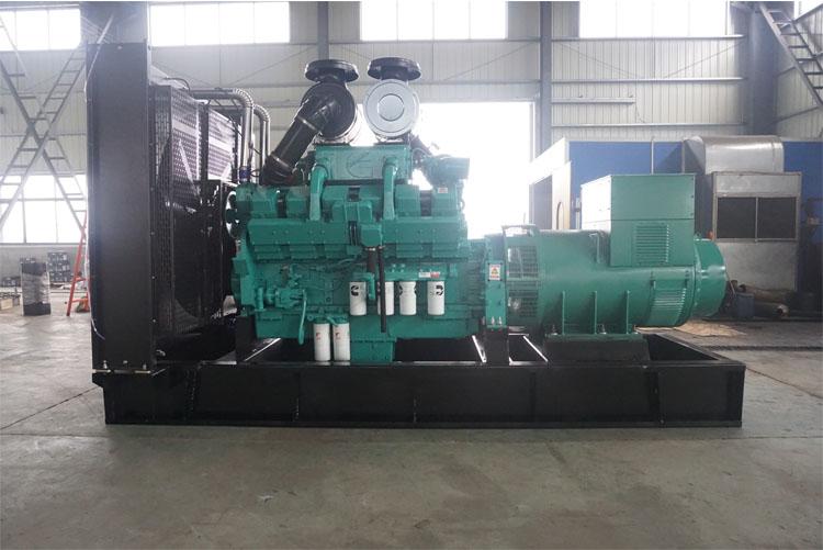 700KW重庆康明斯柴油发电机组-KTA38-G2