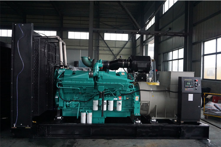 900KW重庆康明斯柴油发电机组-KTA38-G5