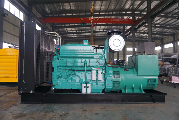 500KW重庆康明斯柴油发电机组-KTA19-G3A