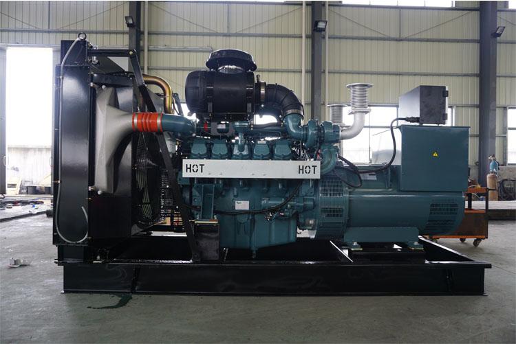 600KW斗山大宇柴油发电机组-DP222LB
