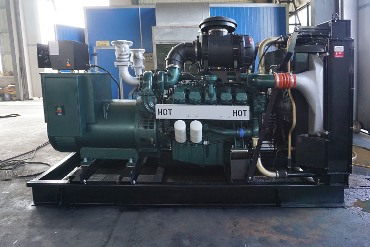 600KW斗山大宇柴油发电机组-DP180LB