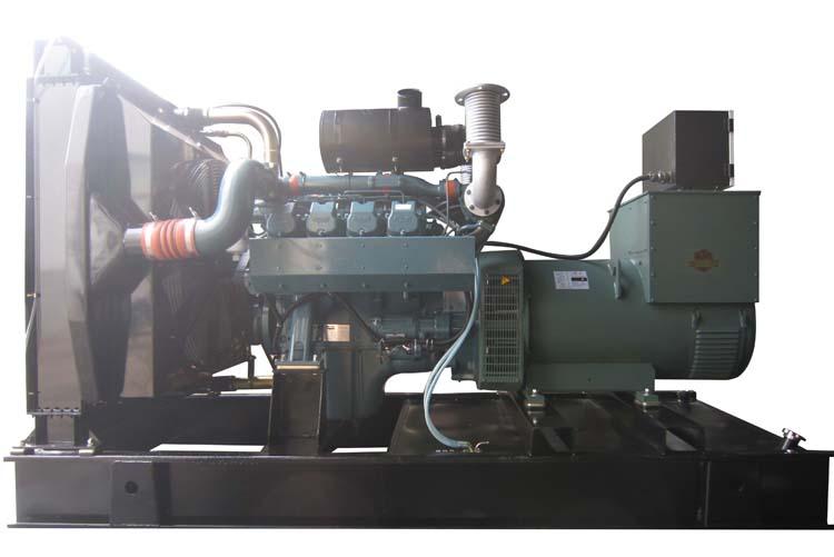 400KW斗山大宇柴油发电机组-DP158LC