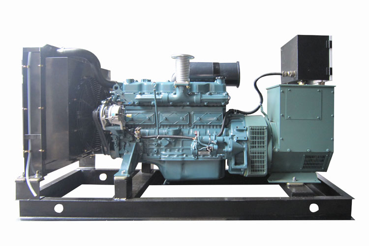 75KW斗山大宇柴油发电机组-D1146