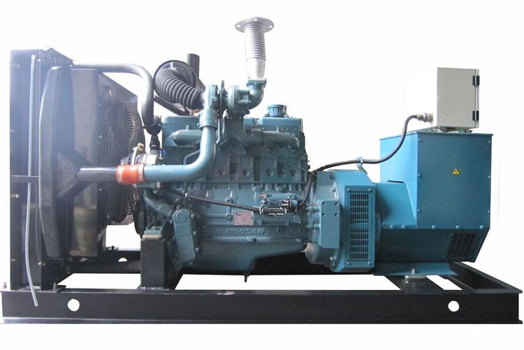 150KW斗山大宇柴油发电机组-P086TI
