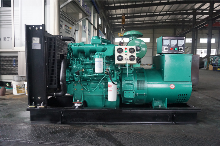 25KW玉柴柴油发电机组-YCD4K12D
