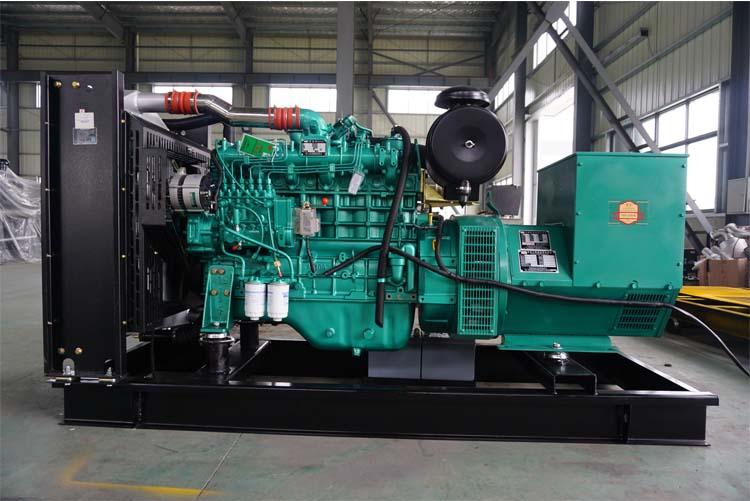 120KW玉柴柴油发电机组-YC6A205-D30