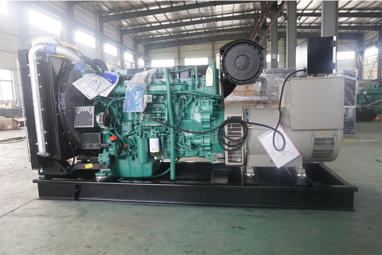 300KW沃尔沃柴油发电机组-TAD1343GE