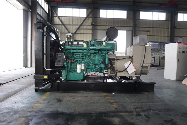 550KW沃尔沃柴油发电机组-TWD1643GE