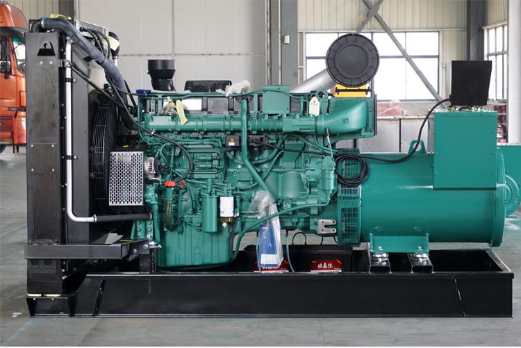 550KW沃尔沃柴油发电机组-TWD1653GE