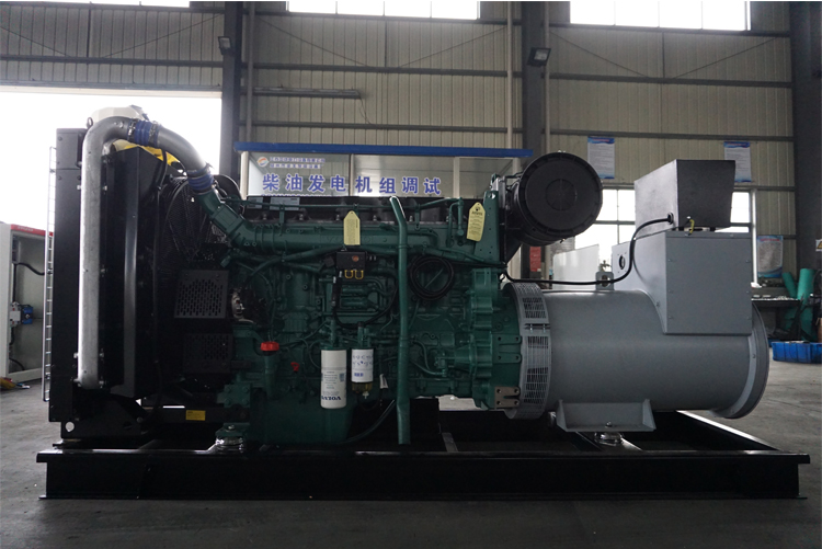 250KW沃尔沃柴油发电机组-TAD1352GE