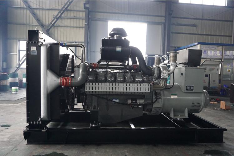 500KW威曼动力柴油发电机组-D22A1