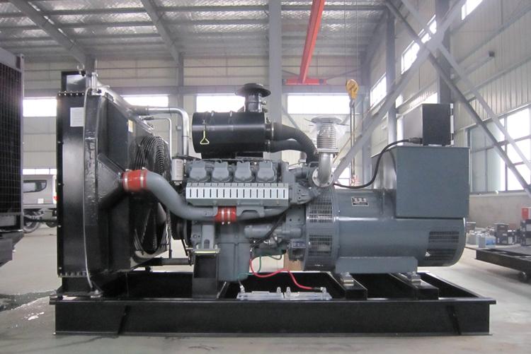 400KW威曼动力柴油发电机组-D15A