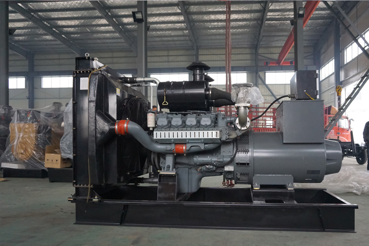 300KW威曼动力柴油发电机组-D15A2