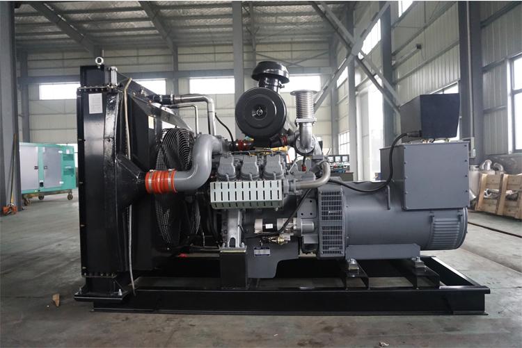 250KW威曼动力柴油发电机组-D11A1