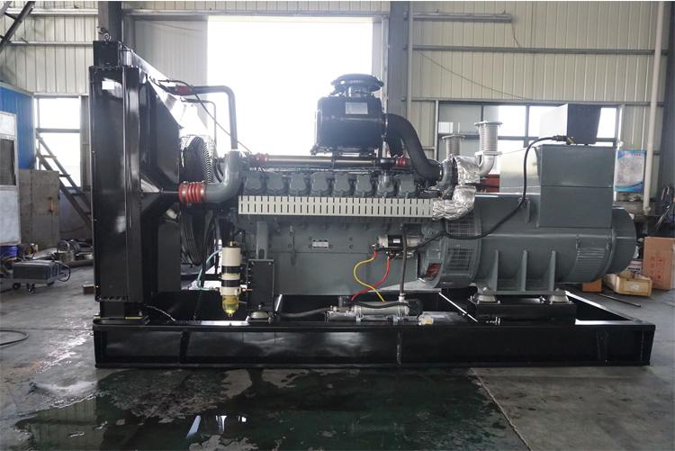 700KW威曼动力柴油发电机组-D30A4