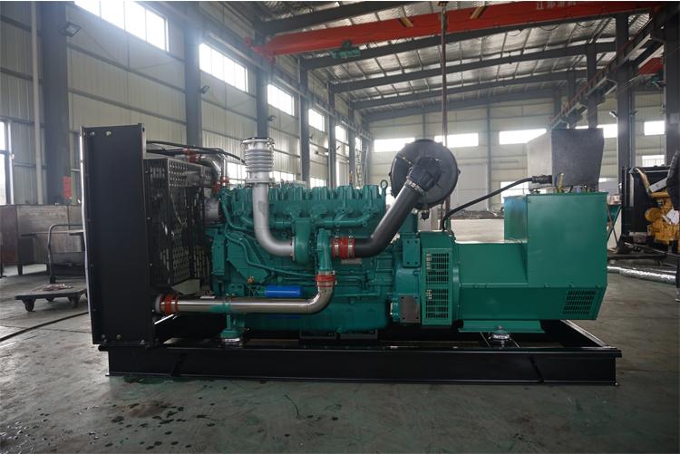 200KW潍柴蓝擎柴油发电机组-WP10D238E200