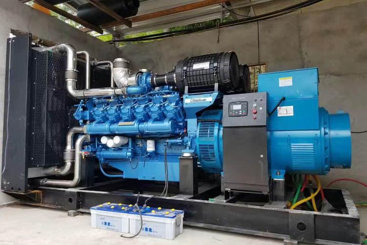 1000KW博杜安柴油发电机组-12M33D1108E200