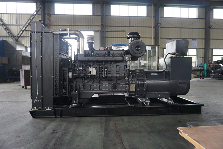 350KW上柴正新柴油发电机组-SC15G500D2