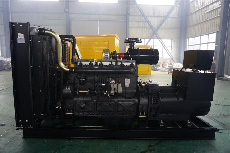 300KW上柴正新柴油发电机组-G128ZLD11