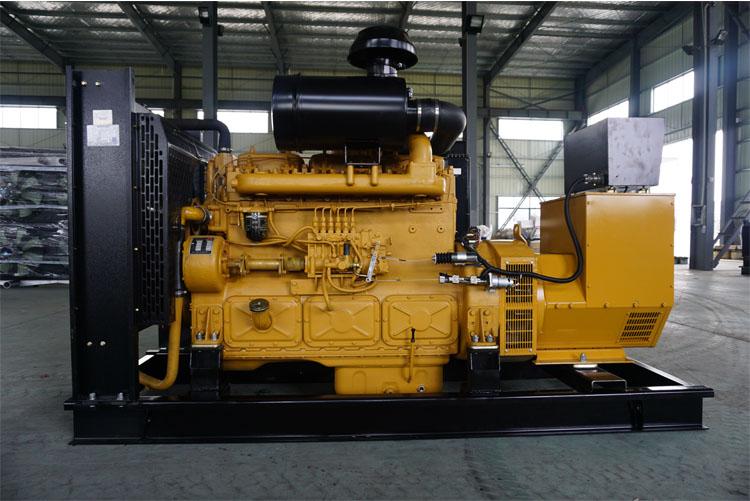 150KW上柴正新柴油发电机组-6135AZD-1