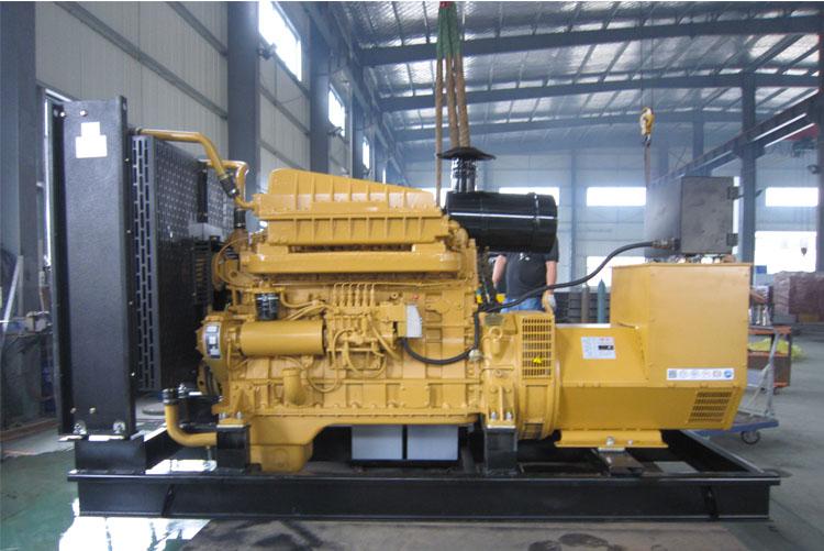 250KW上柴正新柴油发电机组-G128ZLD1
