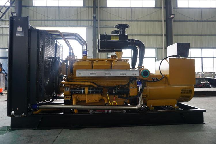350KW上柴正新柴油发电机组-12V135AZLD