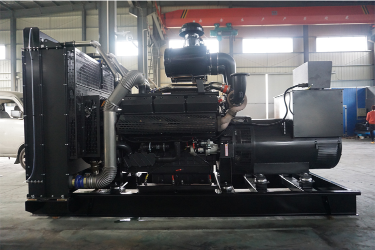 600KW上柴正新柴油发电机组-SC27G830D2