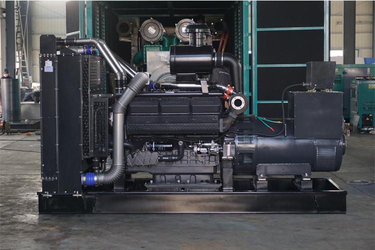 600KW上柴正新柴油发电机组-SC27G900D2