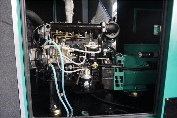 10KW扬动柴油发电机组-YD380D