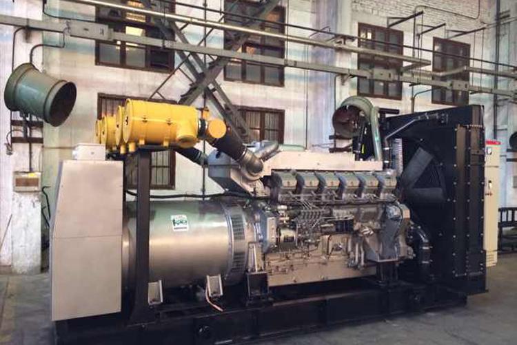 1500KW菱重柴油发电机组-S16R-PTA2-C